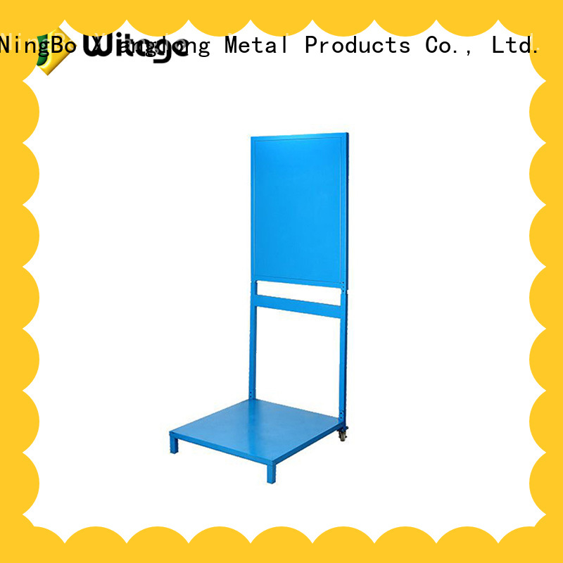 New metal display stand for business bulk buy