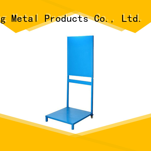 Wholesale metal display frame for business bulk production