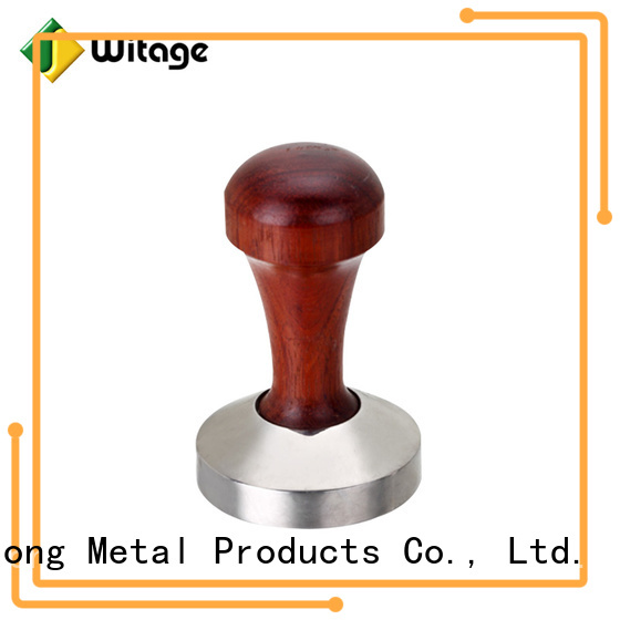 Best coffee tamper manufacturers for promotion