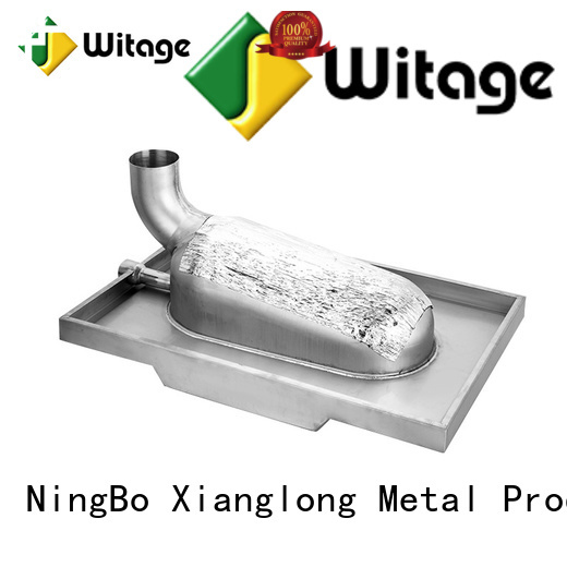 Witage Wholesale deep drawing part factory for sale