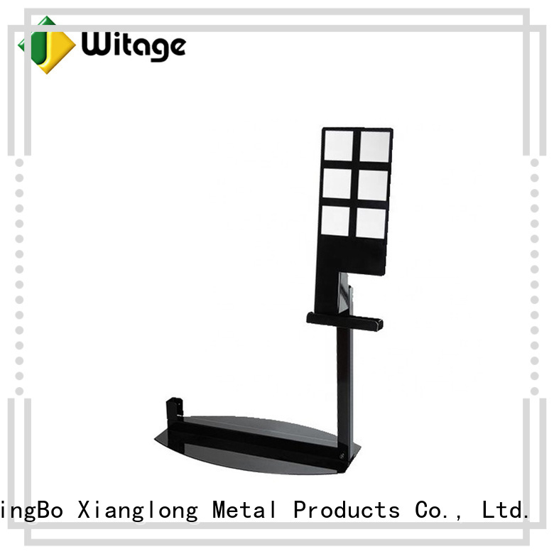 Witage New metal display stand factory for promotion