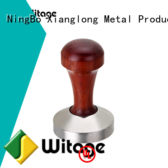 Witage Custom coffee tamper company on sale