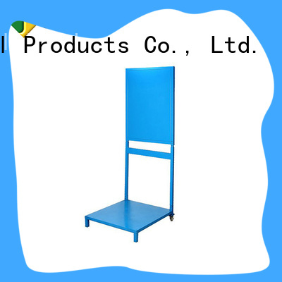 Custom metal display frame company for packaging