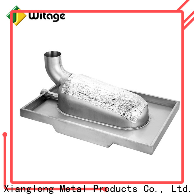 Witage deep drawing products factory on sale