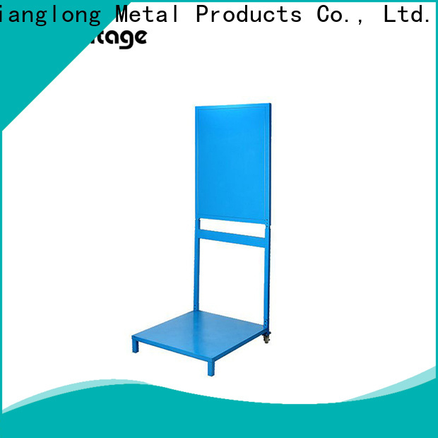 Latest metal display frame factory for sale