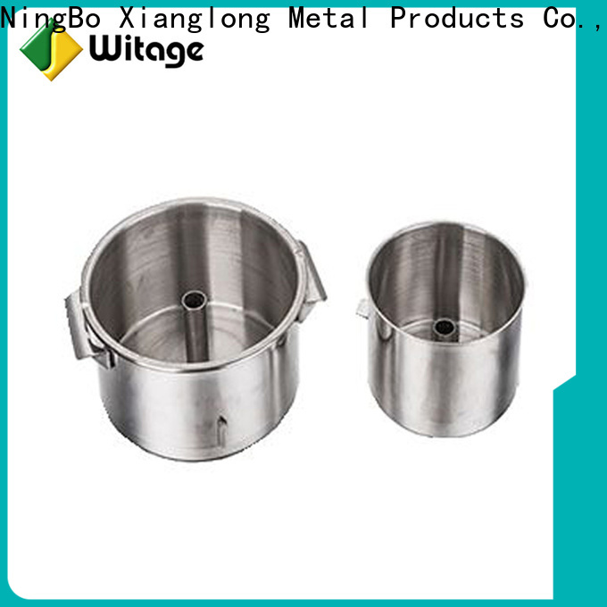 Witage deep drawing products factory bulk production