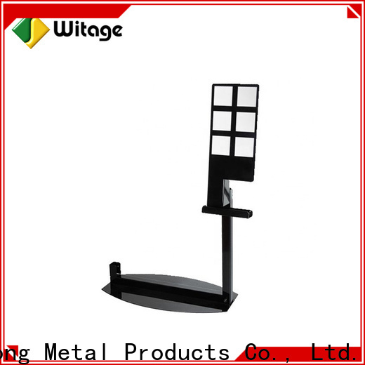 Witage metal display stand manufacturers for promotion