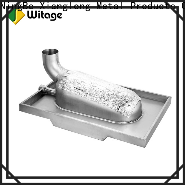 Witage deep drawing part for business for promotion
