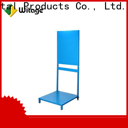 New metal display frame for business for promotion
