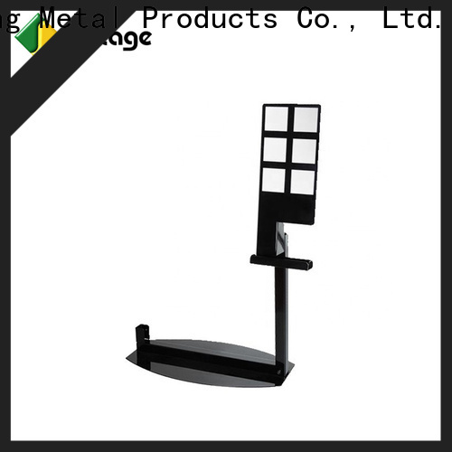 Latest metal sign display stands Supply bulk buy
