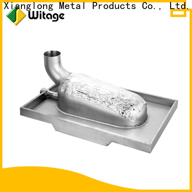 Witage stainless steel linear drain manufacturers for sale