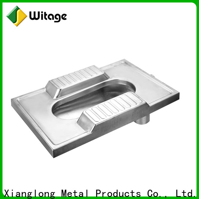 Witage stainless steel linear drain Suppliers for packaging